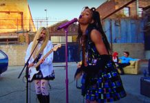 Avril Lavigne Willow collab GROW music video YouTube