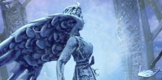 Evanescence NFT collection 3D statue